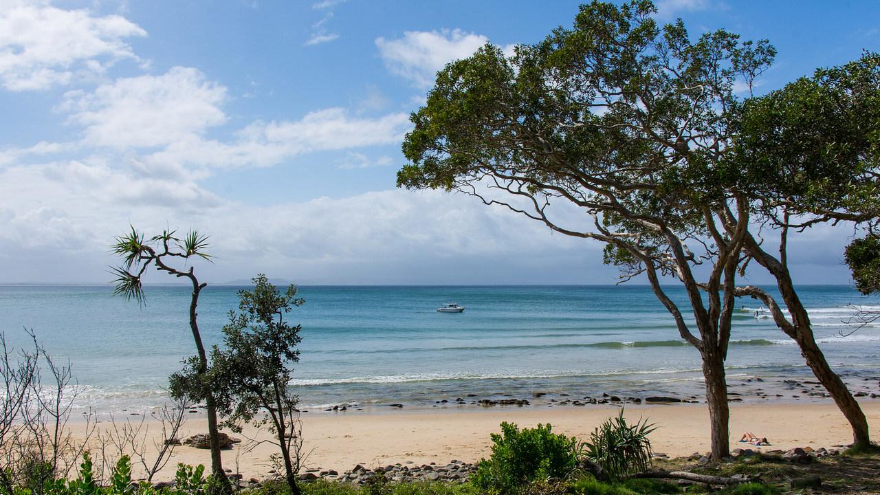 Plaże wokół Noosa Head