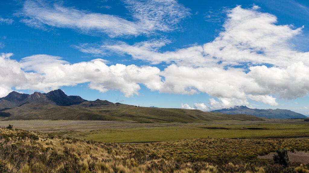Parque National Cotopaxi