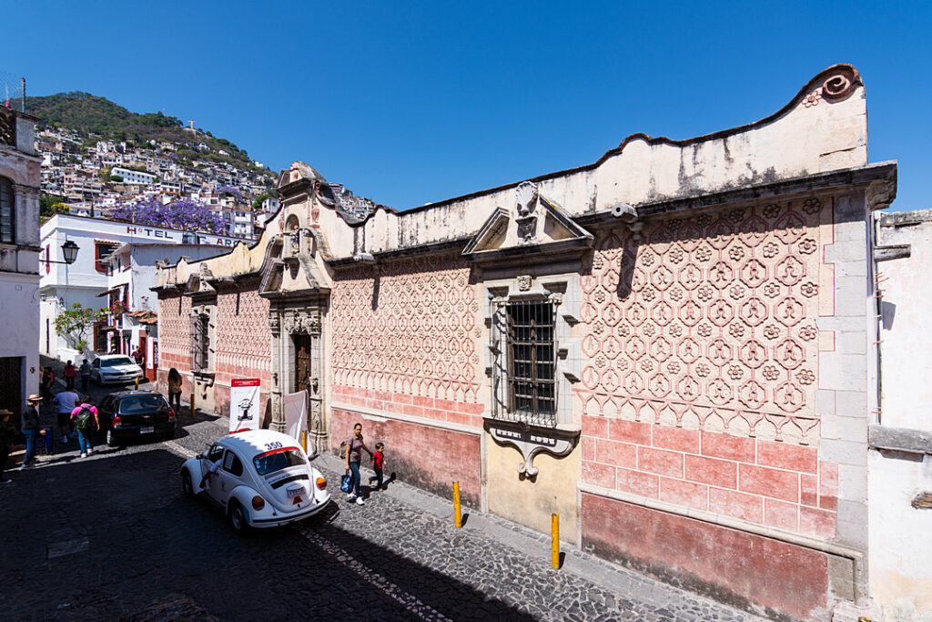 Dom Humbolta w Taxco