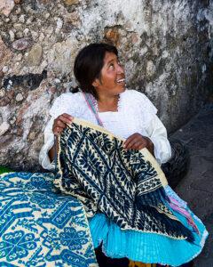 Lokalne rzemiosło na targu w Taxco