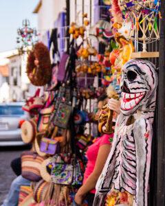 Pamiątki z Taxco