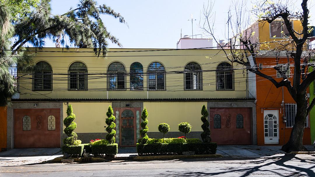 Architektuara Coyoacan