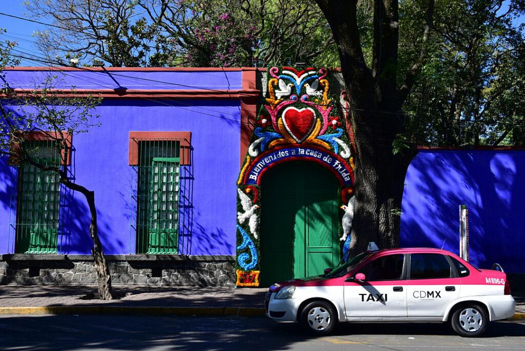 Muzeum Frida Kahlo, La Casa Azul