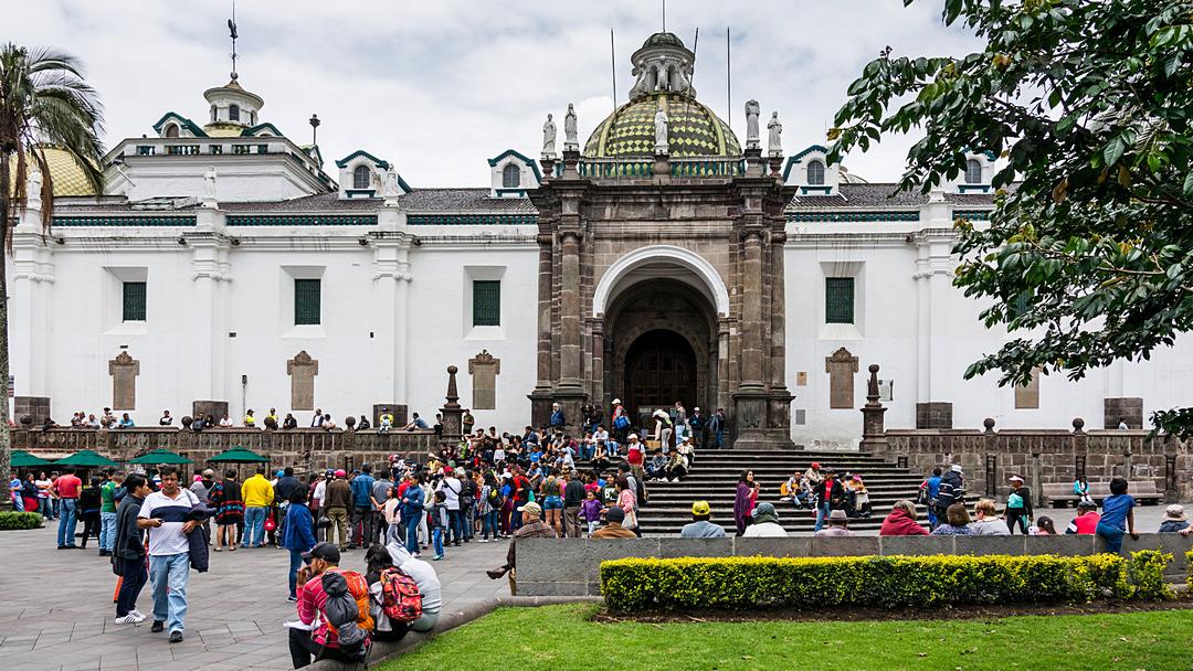 Katedra w Quito