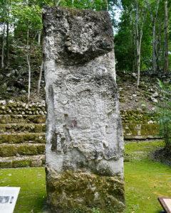 Calakmul stela 8 z 721 r.n.e.