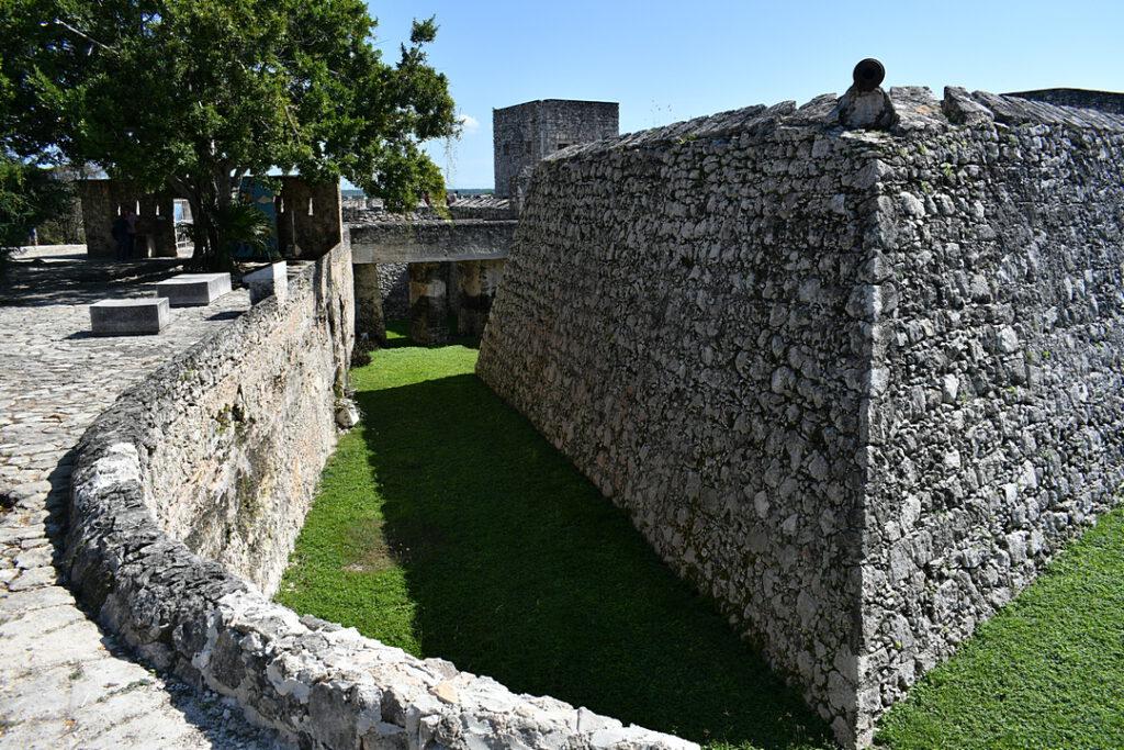 Bacalar fort San Felipe