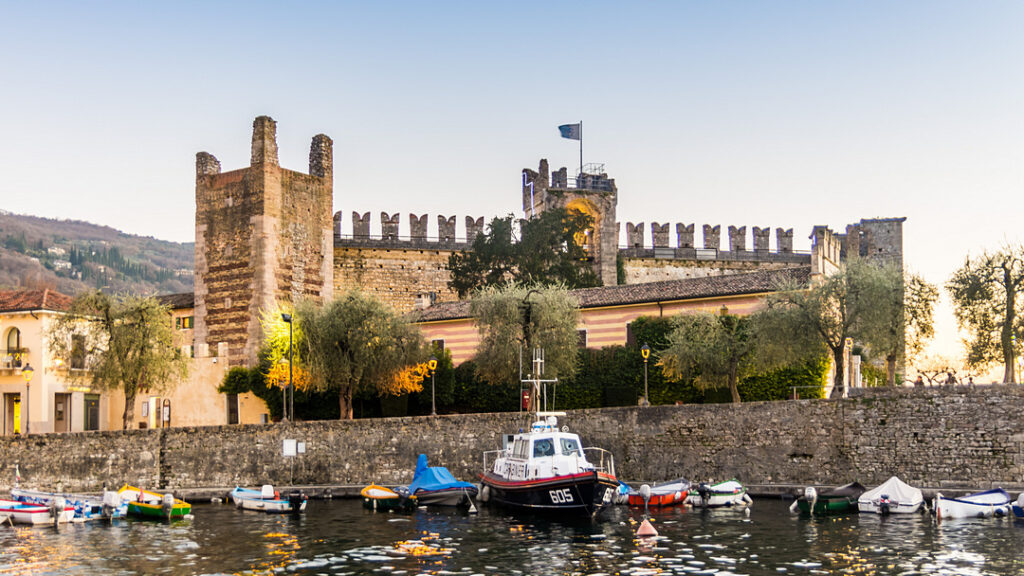 Benaco castello Scaligero