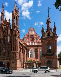 Wileński gotyk