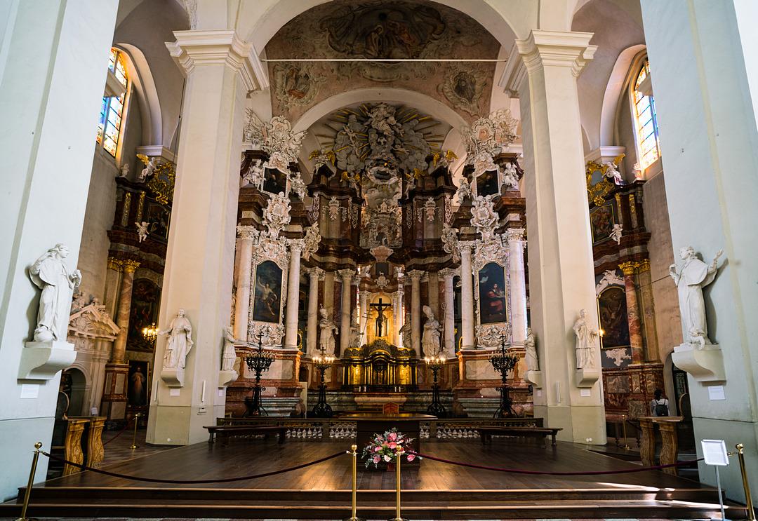 Kościół św. Jana Chrzciciela w Wilnie