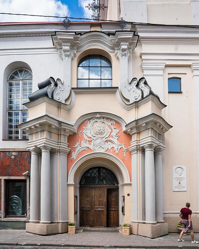 Polski kościół św. Ducha