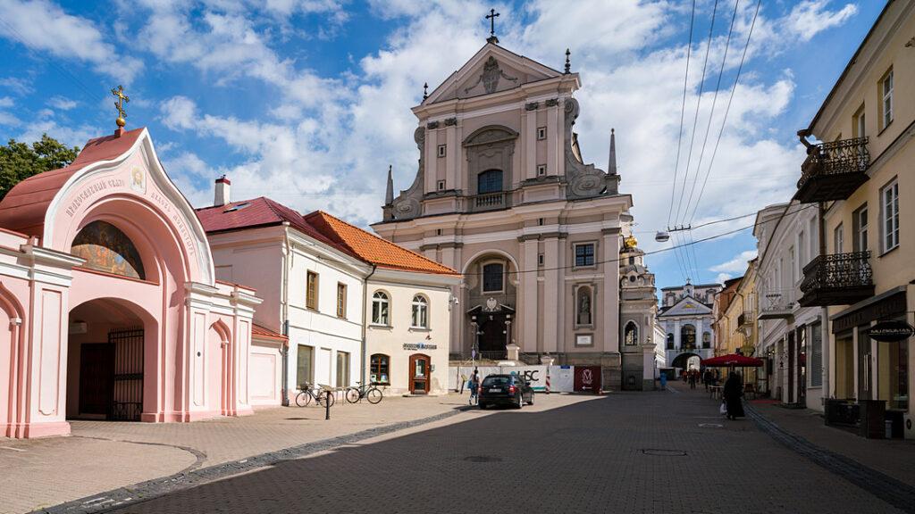 Ulica Ostrobramska