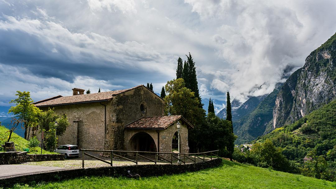 Chiesa di San Lorenzo Tenno