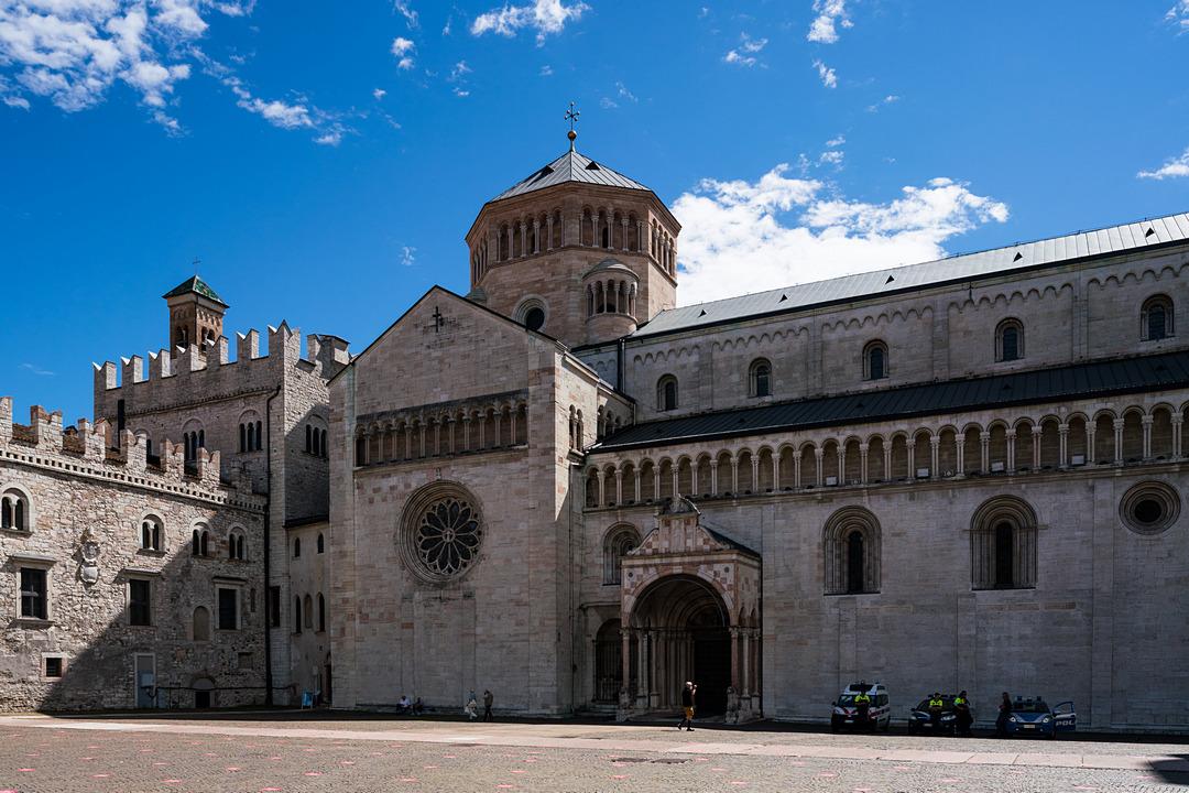Trydent katedra
