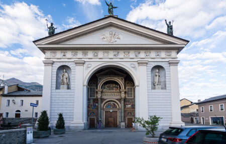 Aosta Katedra