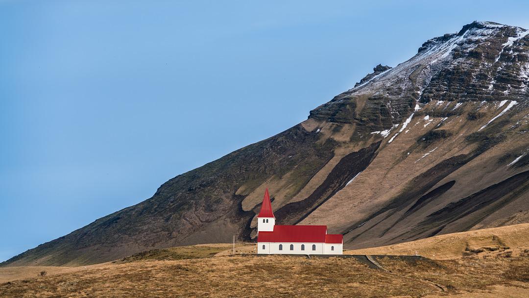 Kościół w Vik